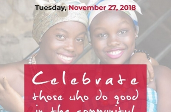 #GivingTuesday JKF Campaign 2018