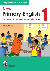 NEW PRIMARY ENGLISH LEARNER'S ACTIVITY BOOK GRADE 1