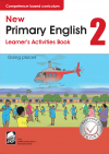 NEW PRIMARY ENGLISH LEARNER'S ACTIVITY BOOK GRADE 2
