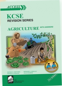 ACCESS K.C.S.E REVISION SERIES AGRICULTURE