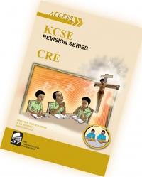 ACCESS K.C.S.E REVISION SERIES C.R.E