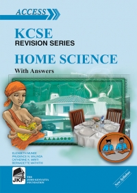 ACCESS K.C.S.E REVISION SERIES HOME SCIENCE
