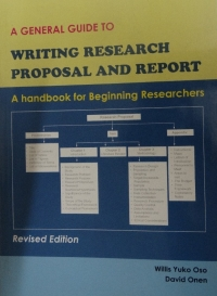 A GUIDE TO WRITING RESEARCH PROPOSAL