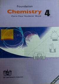 FOUNDATION CHEMISTRY STUDENTS BK 4