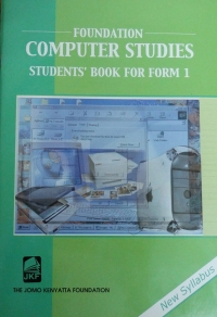 FOUNDATION COMPUTERS STUDENTS BK 1