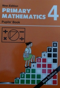 PRIMARY MATHEMATICS PUPILS BK.4