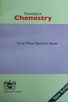 FOUNDATION CHEMISTRY TEACHERS. BK 3