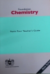 FOUNDATION CHEMISTRY TEACHERS. BK 4