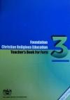 FOUNDATION C.R.E TEACHERS BK 3