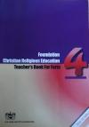 FOUNDATION C.R.E TEACHERS BK 4