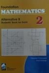 FOUNDATION MATHEMATICS ALTERNATIVE B STUDENTS BK 2