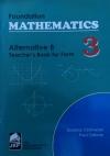 FOUNDATION MATHEMATICS ALTERNATIVE B TEACHERS BK 3