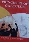 PRINCIPLES OF CALCULUS