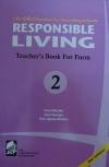 RESPONSIBLE LIVING TEACHERS BOOK 2