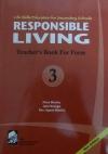 RESPONSIBLE LIVING TEACHERS BOOK 3