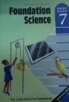 FOUNDATION SCIENCE PUPILS BK 7
