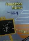 FOUNDATION SCIENCE TEACHERS BK 4
